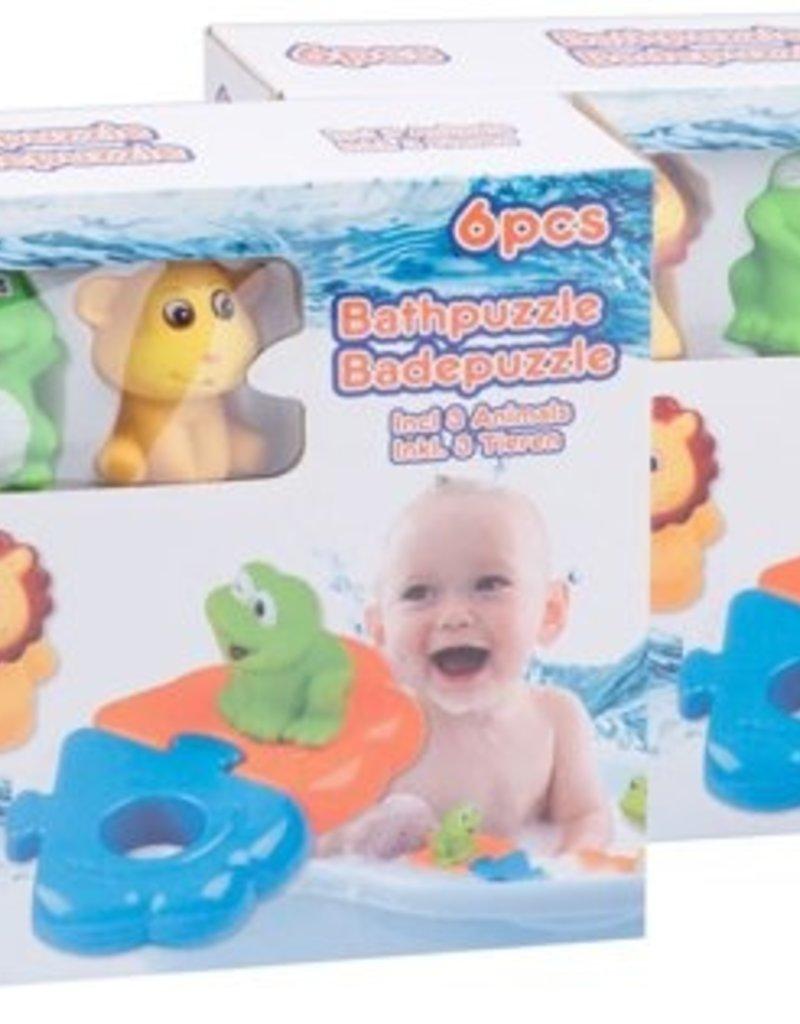 Eddy Toys Badpuzzel Set Leeuw