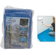 Afdekzeil Blauw 4 x 6 Meter