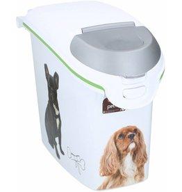 Curver voedselcontainer 15 liter, 6kg  / vershouddoos /  honden voedingsbak