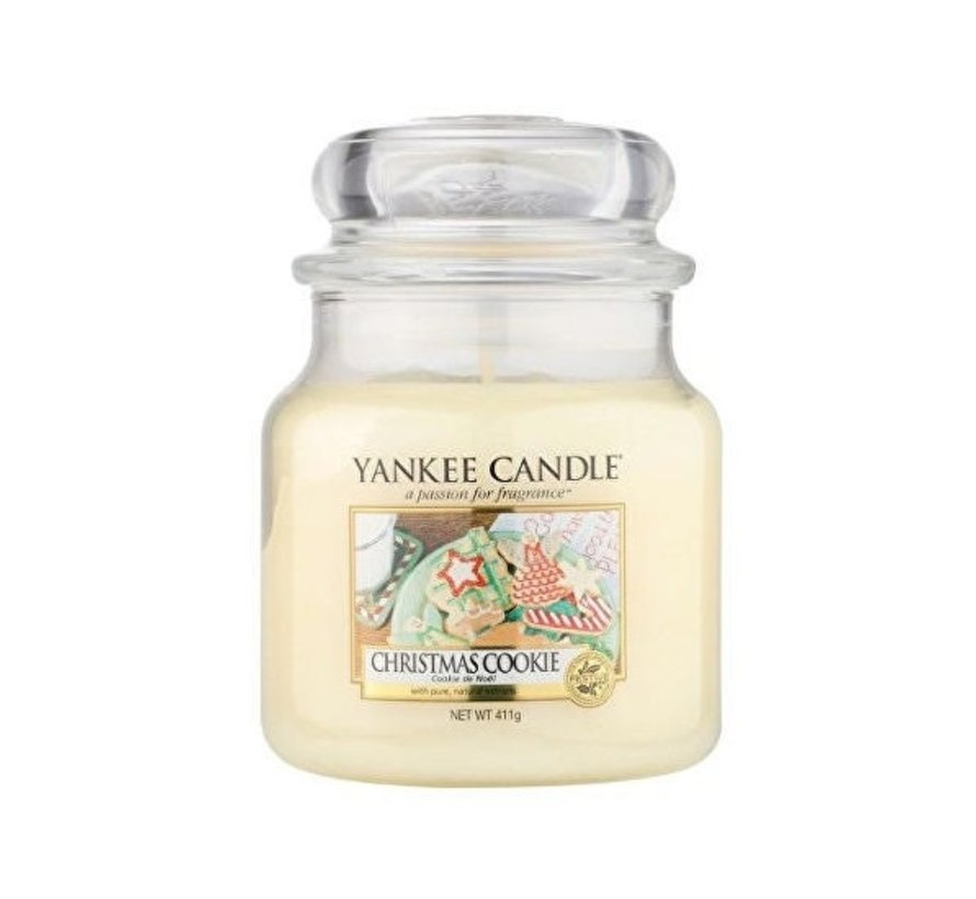 Yankee Candle Christmas Cookie 411g