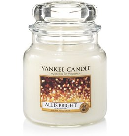 Yankee Candle All Is Bright 411g