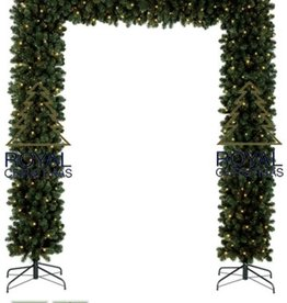 Royal Christmas Guirlande Boog 240 cm | inclusief 300 LED's