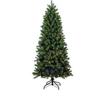 Royal Christmas Kunstkerstboom Alaska Slank 210 cm met LED + Smart Adapter