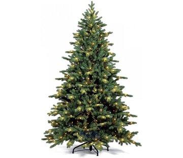 Royal Christmas Künstlicher Weihnachtsbaum Spitsbergen 150 cm LED + Smart-Adapter