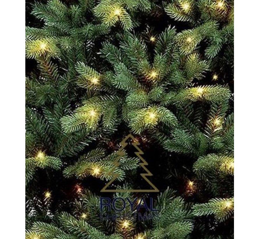 Kunstkerstboom Spitsbergen 150 cm met LED + Smart Adapter | Royal Christmas®