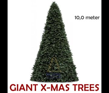 Royal Christmas Large Artificial Christmas Tree Giant Tree | Height 10 Meter