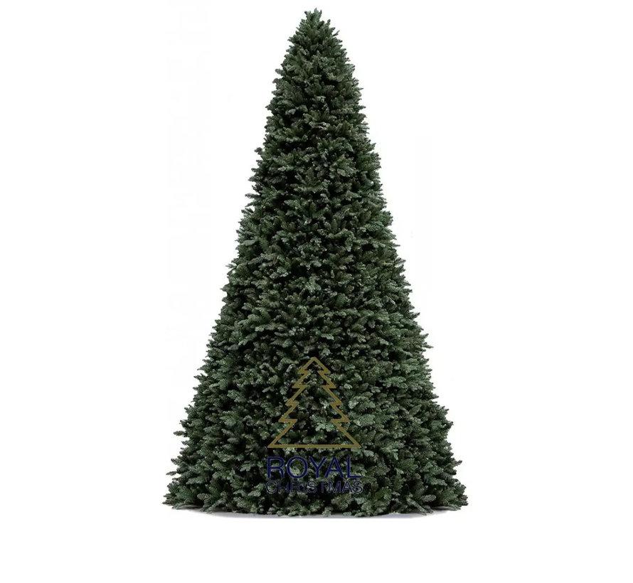 Große künstliche Weihnachtsbaum Riesenbaum   Höhe 5,8 Meter