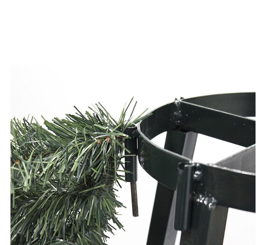 Große künstliche Weihnachtsbaum Riesenbaum 440 cm | einschließlich LED