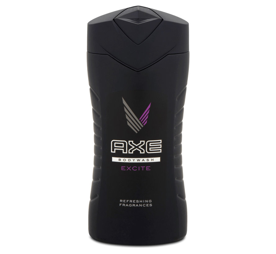 6-pack Axe Bodywash Excite 250 ml