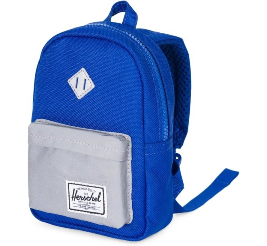 Herschel Supply Co. Heritage Mini - Case - Surf The Web / Reflective Rubber
