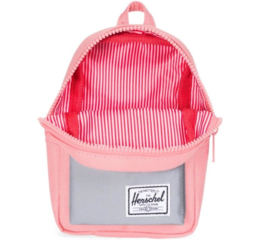 Herschel Supply Co. Heritage Mini - Halter - Erdbeere Eis / Reflektierende Gummi