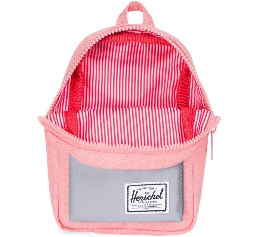 Herschel Supply Co. Heritage Mini - Holder - Strawberry Ice / Reflective Rubber