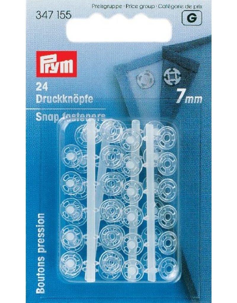 Prym Drukkers 7mm
