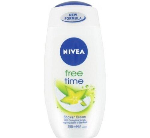 Nivea Shower Free Time