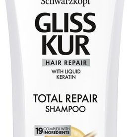 Gliss Kur Shampoo Total Repair 19