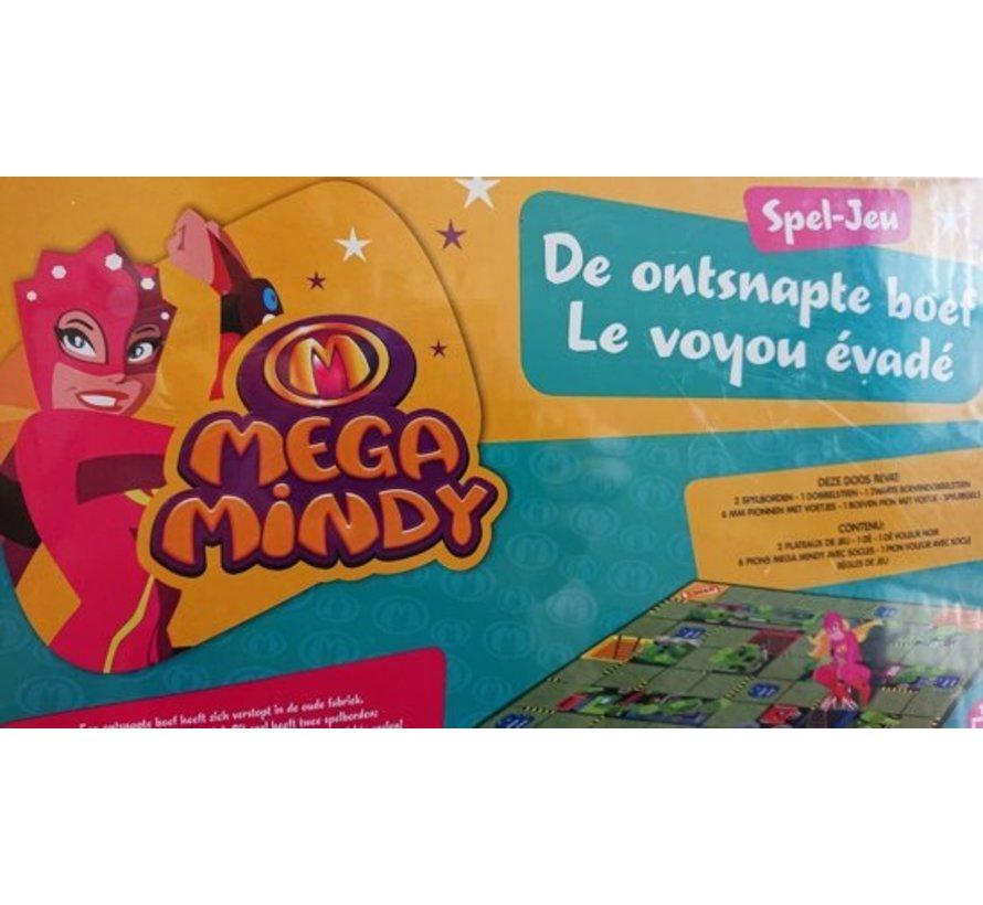 Mega Mindy Bordspel De Ontsnapte Boef Spel
