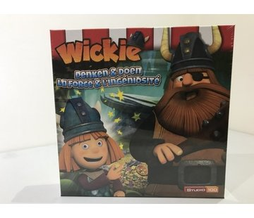 Wickie Denken und Handeln Brettspiel