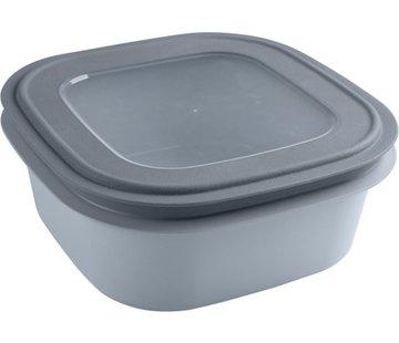 Sunware Sunware Sigma Home Cling Box - 2.8L - Blue Gray