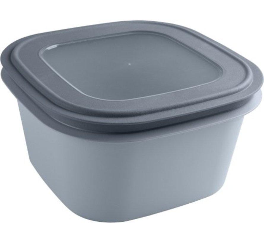 Sunware Sigma Home Cling Box - 3,8L - Blue Gray