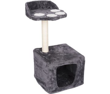 Comfort Pet Cat Tree - Three-In-One - From Pole Sisal, Cranny and Plateau