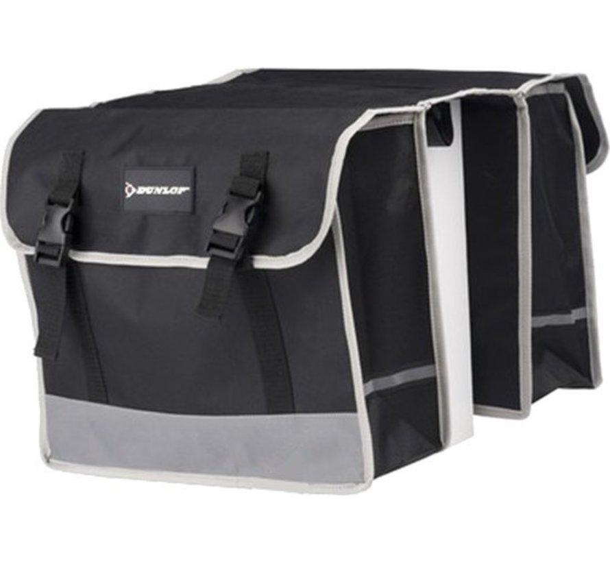Dunlop Doppelpacktasche - Schwarz - 26 Liter