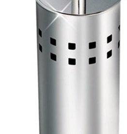 RVS Toiletborstel in houder - Toiletborstelhouder - Wc borstel