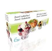 Import Glazen Serviesset - 6-delig - Glas