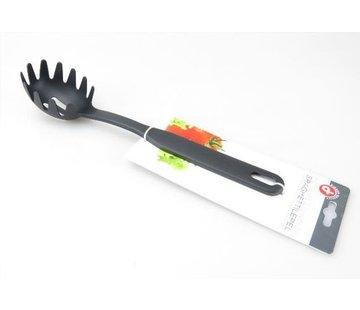 Spaghetti Spoon Nylon Black 83201