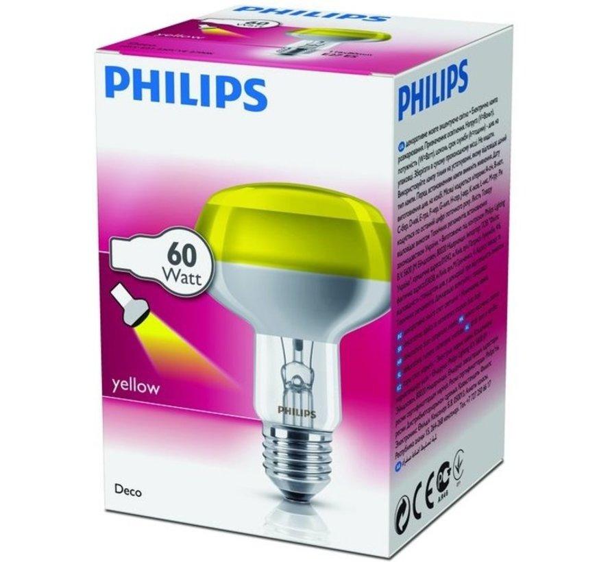 Philips Reflector Colours 60W E27