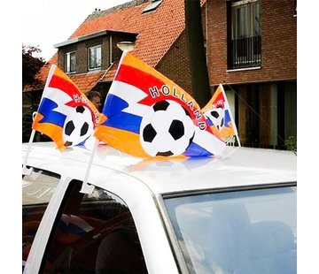 Car Flag Holland | 2 pieces