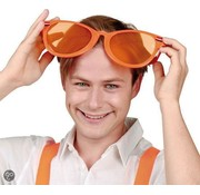 Mega Glasses - Orange