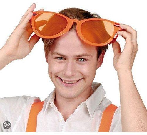 Mega Bril - Oranje