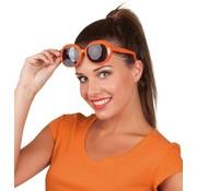 Party Glasses Julie - Orange
