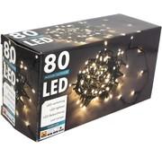 6 meter LED verlichting met 80 LED's -  IP44 voor binnen en buiten
