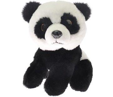 Zittende Panda Knuffel - 15 cm