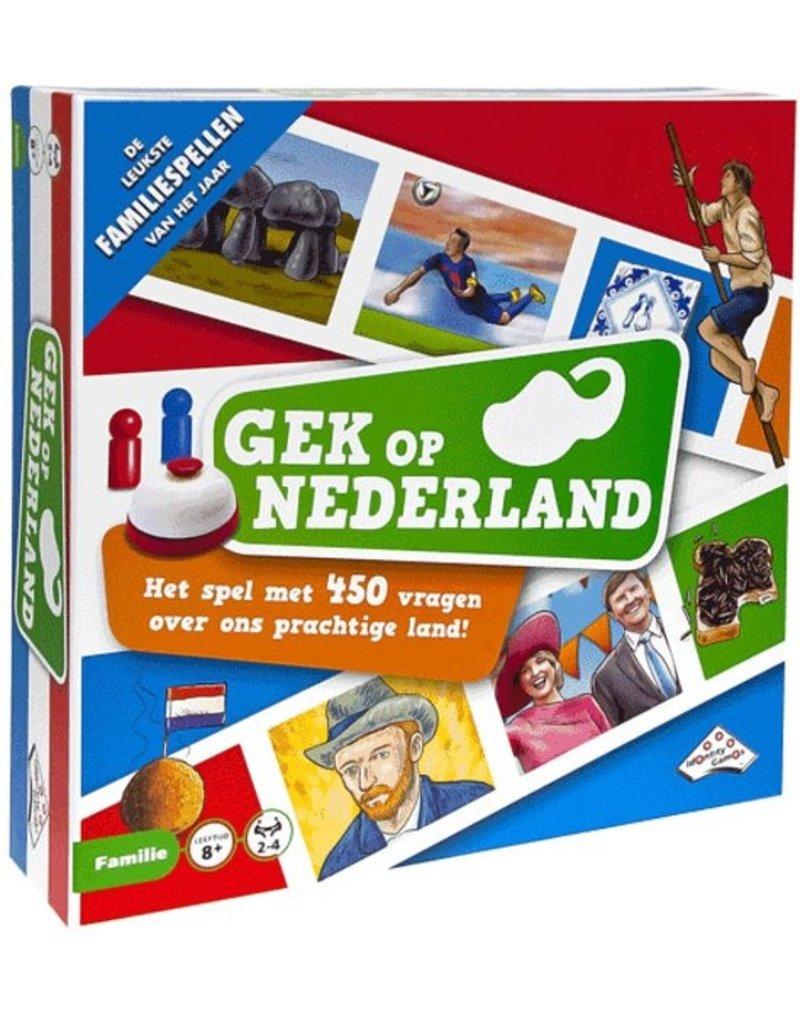 Gek op Nederland - Bordspel - Familiespel