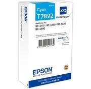 Epson T7892 x xl - Inktcartridge / Cyaan / Extra Hoge Capaciteit