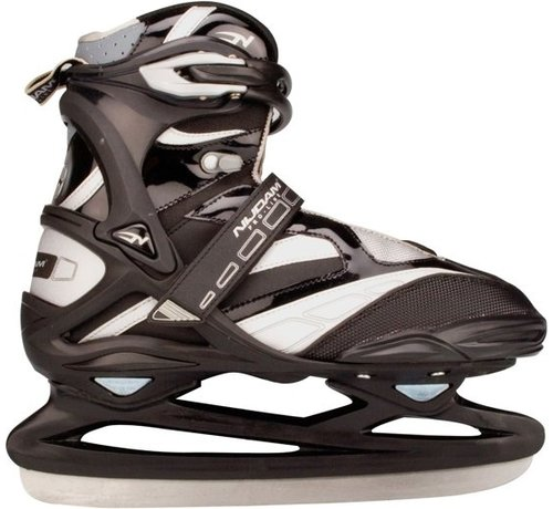 Nijdam Nijdam 3382 Pro Line Hockey Skate - Skating - Unisex - Adult - Black - Size 45