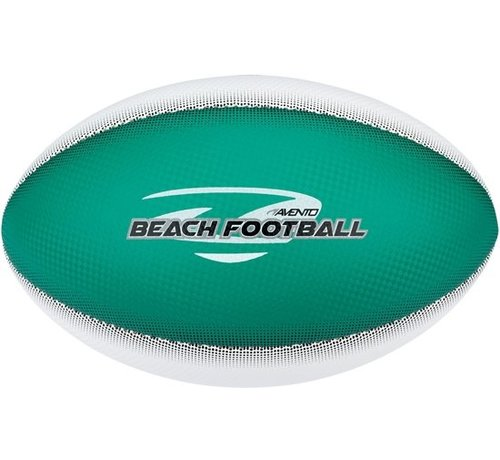 Avento Strand Football - Soft Touch - Touchdown - Smaragd/Wit/Grijs