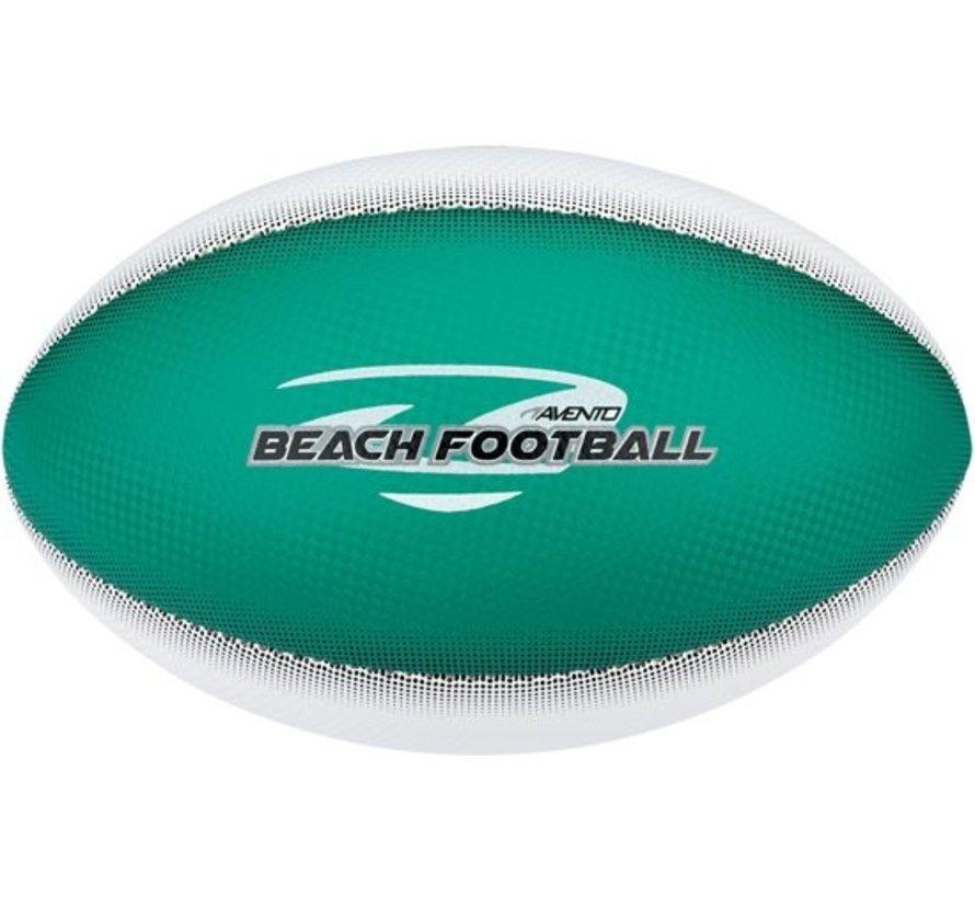 Avento Strand Fußball - Soft Touch - Landungs - Smaragd / Weiß / Grau