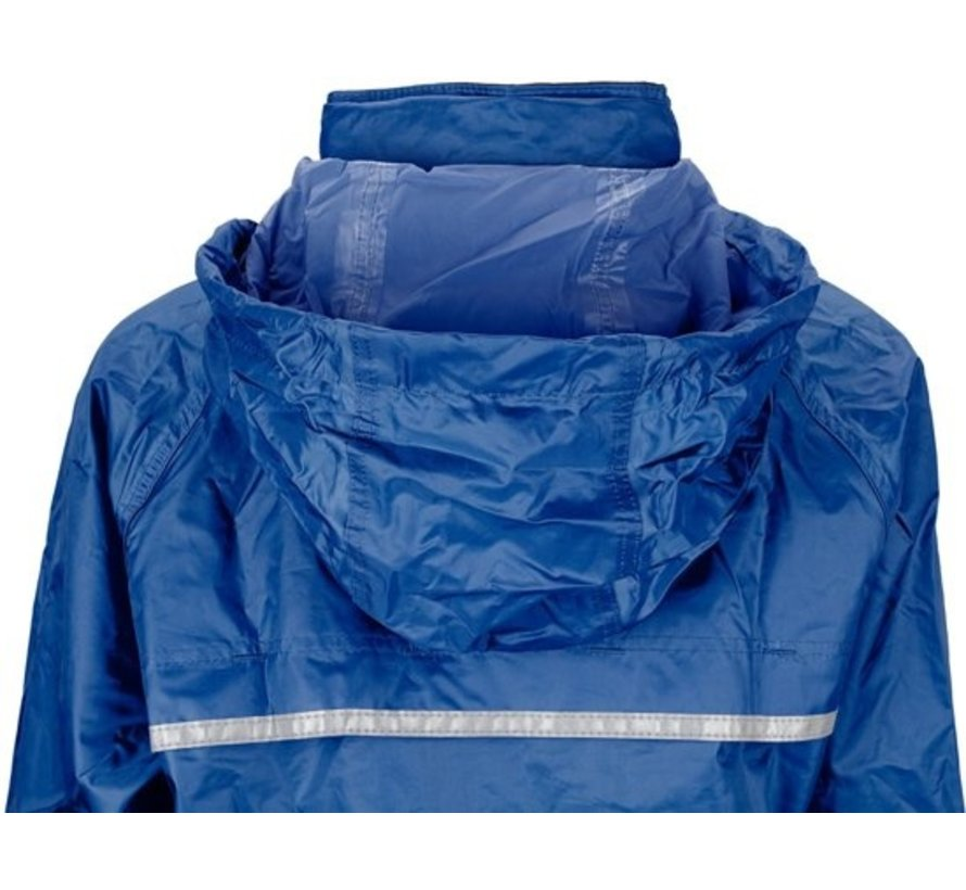 Ralka Regenpak Junior - Irma - Blauw - 164
