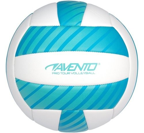 Avento Avento Volleyball - Kunstleder - Schwarz / Weiß