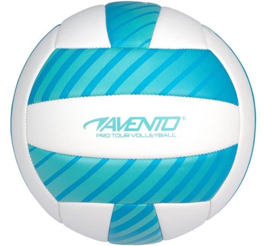Avento Volleyball - Kunstleder - Schwarz / Weiß