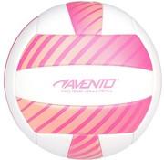 Avento Volleybal - Kunstleder - Roze/Wit