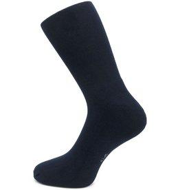 Bamboo Sokken | Verdikt voetbed (Marine) - marine - 35-38