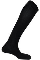 Bamboo Sokken 2305 Kniehoog (Zwart) - zwart - 35-38