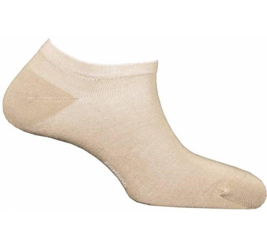 Bamboo Sokken 2 Pack Short 2303 (Grijs) - Grijs - 40-46