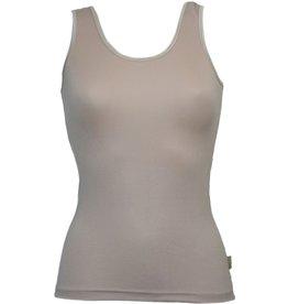 Beige hemd voor Dames - Boru Bamboe - Maat XL