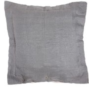 Stapelgoed Clouds - Cushion - 75 x 75 cm - Gray