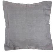 Stapelgoed Clouds - Kissen - 75 x 75 cm - Grau